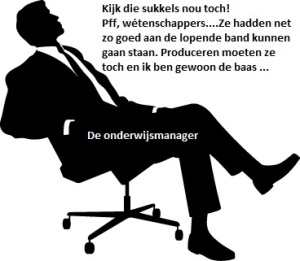manager clip-art-black-and-white + tekst