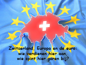 Zwitserland en de EU +tekst