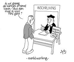 marktwerking honours