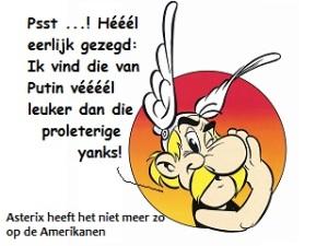 Asterix heeft smaak