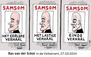 BasSchot Samsomeinde verhaal