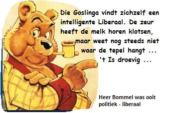 bommel was liberaal