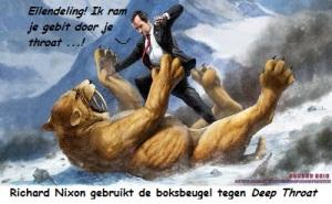 Nixon tegen Deep Throat